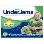 Pampers UnderJams Bedtime Underwear for Boys