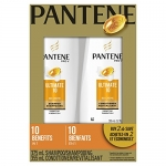 Pantene Pro-V Ultimate 10 Shampoo and Conditioner Dual Pack