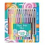 Paper Mate Flair Felt Tip Pens, Medium Point, Limited Edition Candy Pop Pack, 24 Count