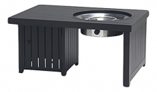 Paramount Rectangle Fire Pit Table