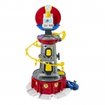 Paw Patrol – Mighty Pups – Super Paws Lookout Tower Playset