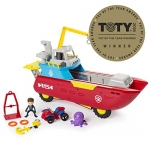 Paw Patrol – Sea Patrol Transforming Boat-to-Land Vehicle
