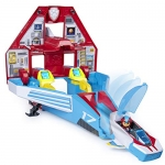 Paw Patrol – Super Paws Transforming 2-in-1 Team Jet Command Center