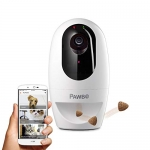 Pawbo+ Wireless Interactive Pet Camera – HD Wifi Dog Camera with Treat Dispenser
