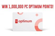 Shoppers Drug Mart Contest | Win 1 Million PC Optimum Points