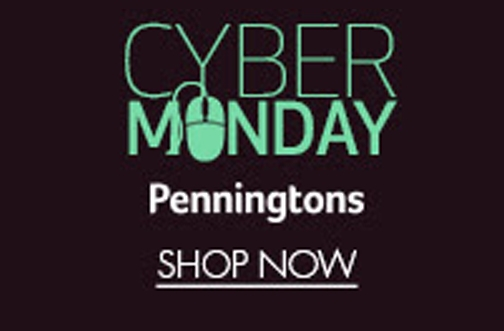 Penningtons Cyber Monday Sale