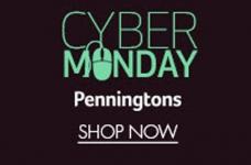 Penningtons Cyber Monday Sale