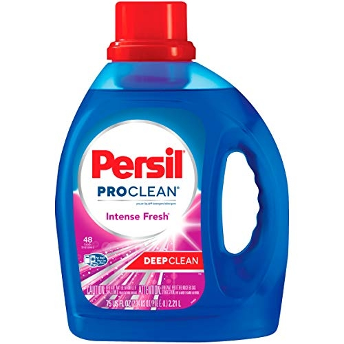 Persil ProClean Power-Liquid Intense Fresh Laundry Detergent, 2.21 Liters