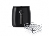 Philips Airfryer with Turbostar with Double Layer Rack