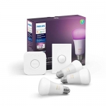 Philips Hue Colour and White Ambiance Starter Kit