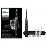 Philips Sonicare DiamondClean Classic Rechargeable Electric Toothbrush with Premium Travel Case