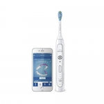 Philips Sonicare Flexcare Platinum Bluetooth Connected Rechargeable Electric Toothbrush with 3 Brushing Modes