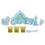 Play-Doh Arts & Crafts Cinderella Royal Carriage
