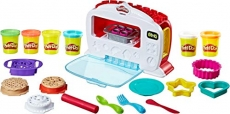 Play-Doh Kitchen Creations Magical Oven Play Food Set