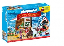 Playmobil Advent Calendar Santa's Workshop