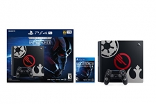 PlayStation 4 – 1TB Pro – Star Wars Battlefront II Bundle Edition