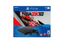 Playstation 4 – 1TB Slim – NBA 2K18 Bundle Edition