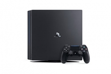 PlayStation 4 Pro – 1TB – Console Edition