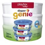 Playtex Diaper Genie Diaper Pail System Refills