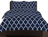 Hotel Quality By Utopia Bedding Printed Duvet-Cover-Set