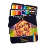 Prismacolor Premier Colored Pencil Set, 48/Tin (3598T)