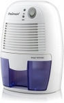 Pro Breeze 500ml Electric Dehumidifier, 1200 Cubic Feet