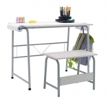 Project Center, Kids Craft Table with Bench