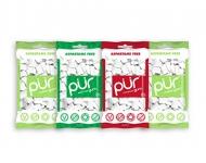 PUR Gum Aspartame Free Gum, Variety Pack