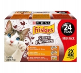 Purina Friskies Gravy Pleasures 24 x156g