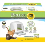Purina Tidy Cats Breeze Hooded Litter Box System