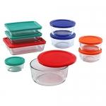 Pyrex 18 Piece Simply Store Food Storage Set
