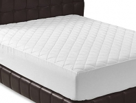 Utopia Quilted Fitted Mattress Pad