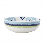 Rachael Ray Dinnerware Ikat 10-Inch Stoneware Serving Bowl