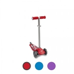 Radio Flyer Lean 'N Glide Scooter with Light Up Wheels Vehicle