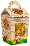 REESE 3D Mini Peanut Butter Eggs Hen House, 255g