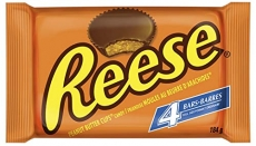 Reese Chocolate Peanut Butter Cups (Pack of 4)