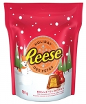 REESE Peanut Butter & Chocolate Candy Bells, 161g