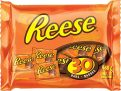 REESE Peanut Butter Cups, 30 Count