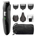 Remington All-in-One Grooming Kit, Lithium Powered, 8 Piece Set