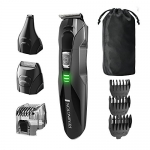 Remington All-in-1 Lithium Powered 8 Piece Grooming Kit-Trimmer