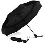Repel Umbrella Windproof Double Vented Travel Umbrella