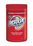 Resolve Oxi-action, in-wash powder, 1.35kg