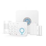 Ring Alarm 5 Piece Kit (1st Gen) with Free Echo Dot