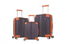 MASSIVE SAVINGS on Rockland Hard Luggage Spinner Luggage Sets