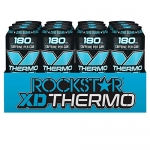 Rockstar XD Thermo Cotton Candy, 473ml, Pack of 12