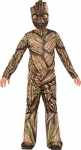 Rubies Guardians Of The Galaxy Vol. 2 Groot Boys Costume