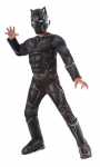 Rubies Costume Captain America: Civil War Deluxe Black Panther Costume