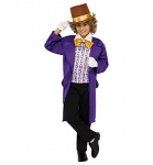 Rubies Costume Kids Willy Wonka and The Chocolate Factory Value Costume, Small