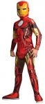 Rubies Costume Marvel Universe Classic Collection Avengers Assemble Iron Man