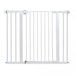Safety 1st Tall and Wide Easy Install Gate, White